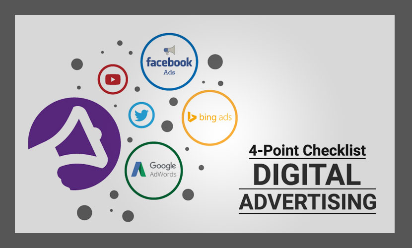 4-Point Checklist of Digital Advertising Plan