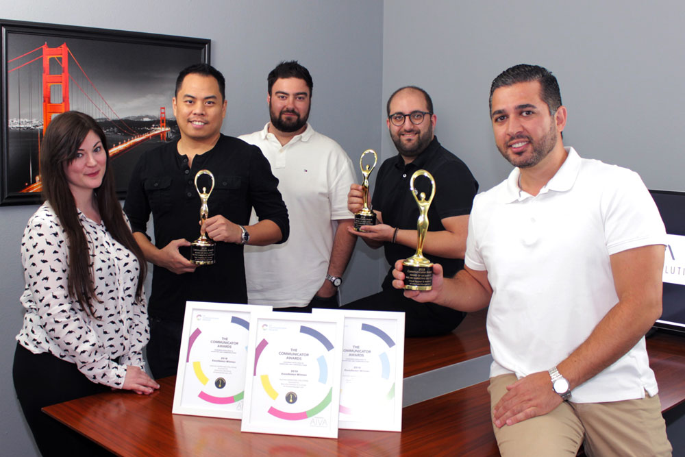Award Winning Digital Agency