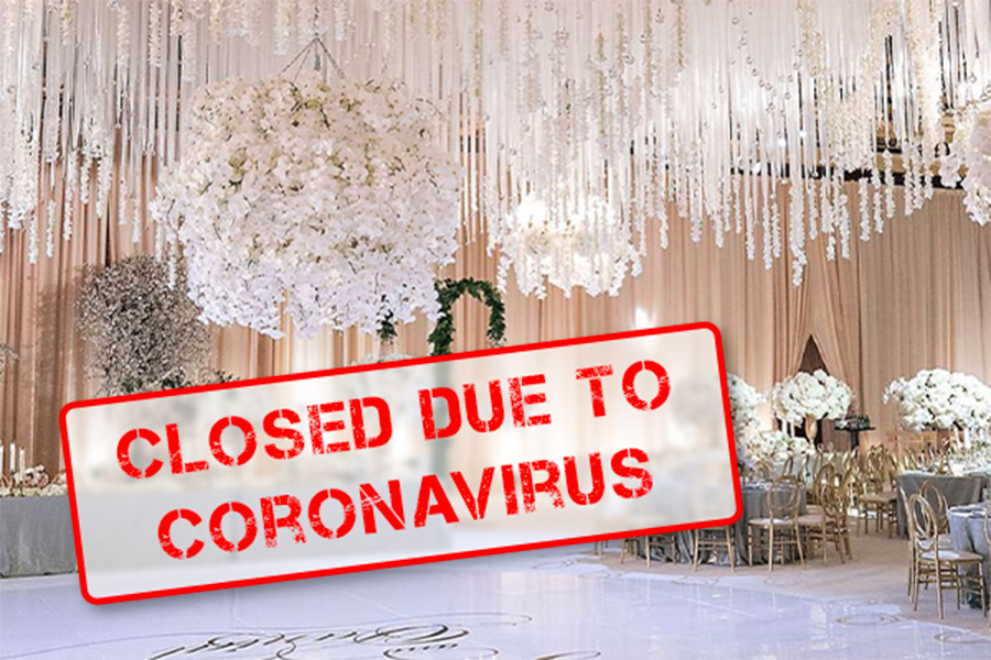 Event Venue - Closed Due To Coronavirus - SBA Grant Opportunity