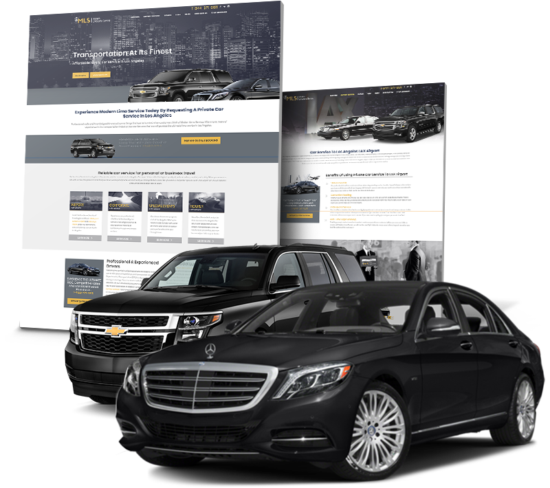 Limousine Company Website