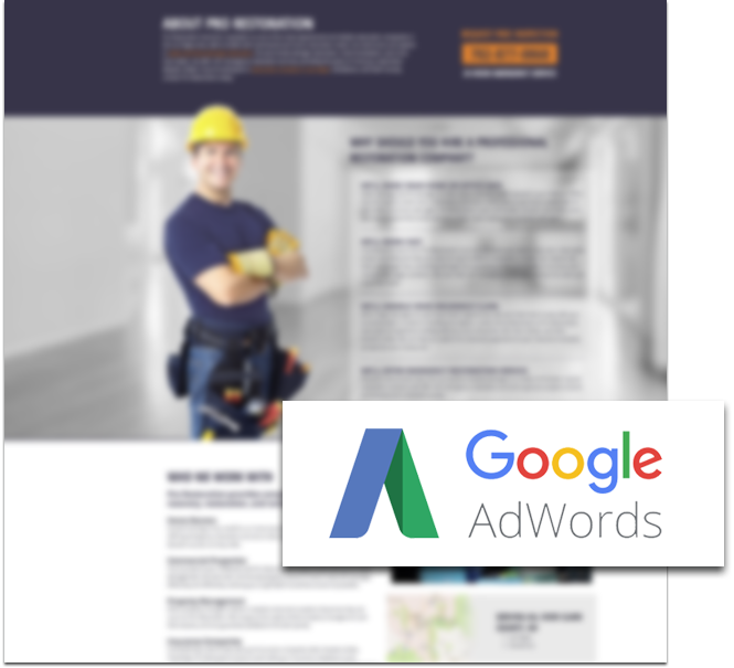 Pro Restoration Case Study - Paid Search Strategy