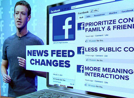 How To Navigate Facebook News Feed Change