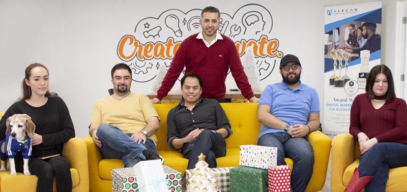 Holiday Season At Alecan Marketing Solutions