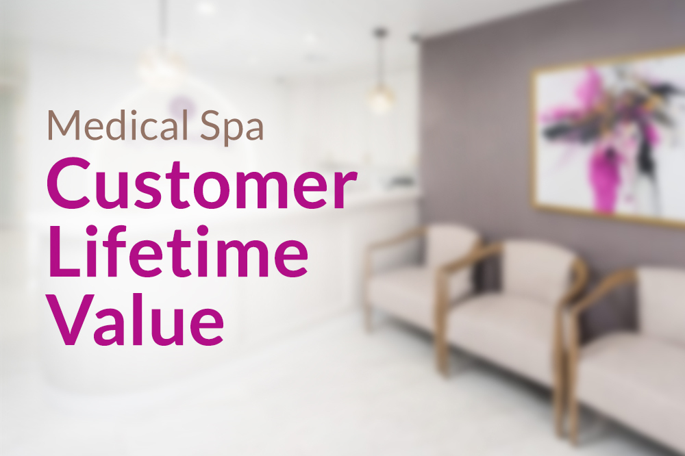 Customer Lifetime Value of Medical Spa