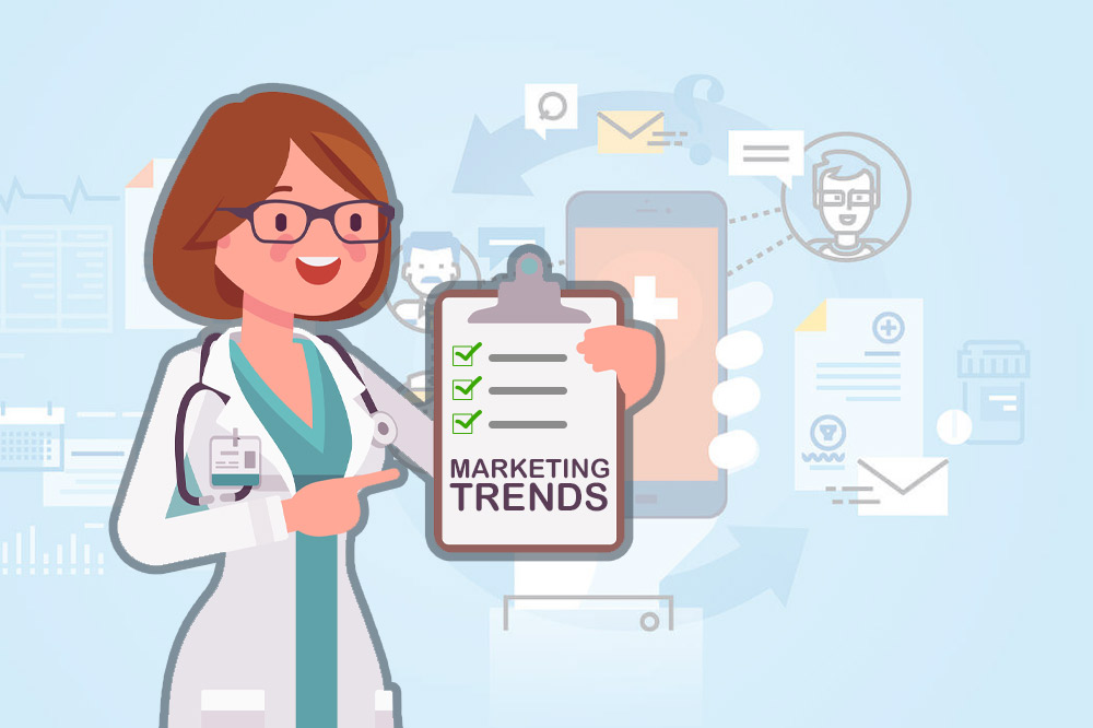 Medical & Healthcare Marketing Trends