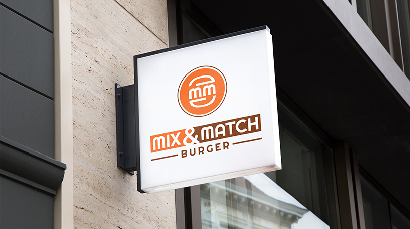 Mix & Match Burger