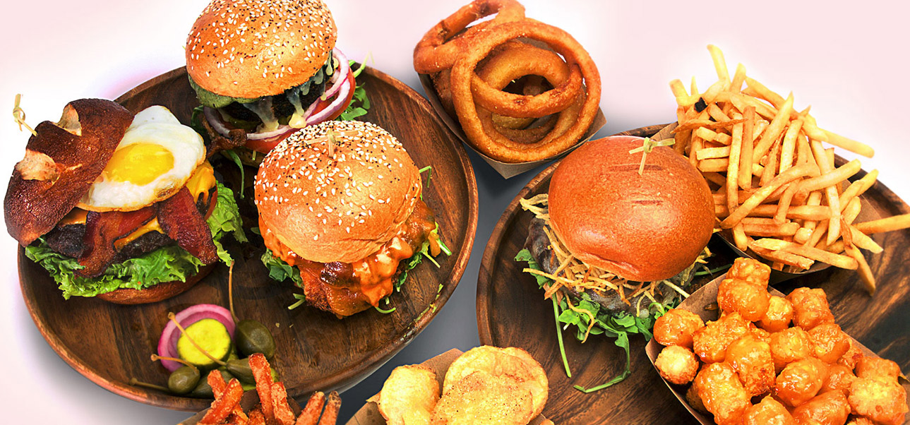 Mix & Match Burger Case Study