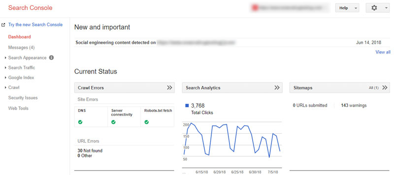 search console - ultimate seo guide for law firms lawyers attorneys