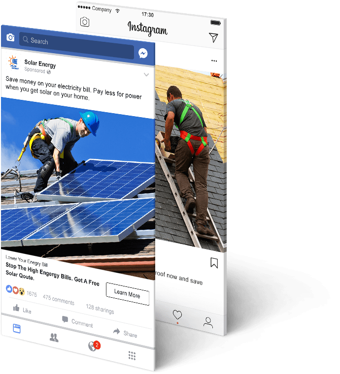 Facebook Advertising For Solar Companies